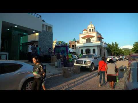 Sinaloa, a Mexican 'narco-state' running on drug money