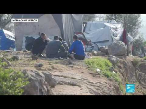 Greece announces plans to close three migrant camps