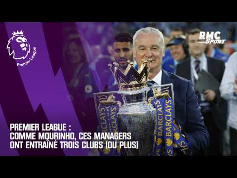 VIDEO: Premier League : Comme Mourinho, ces managers ont entraîné trois clubs (ou plus)