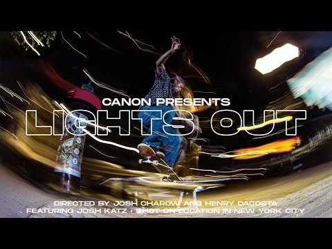 Canon EOS 90D: Lights Out (Ep. 6)