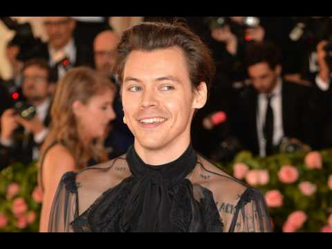 Harry Styles' music inspired by sadness and sex