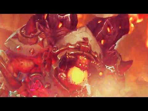 """DARKSIDERS GENESIS """"Abilities and Creature Cores"""" Trailer (2019) PS4 / Xbox One / Switch / PC"""