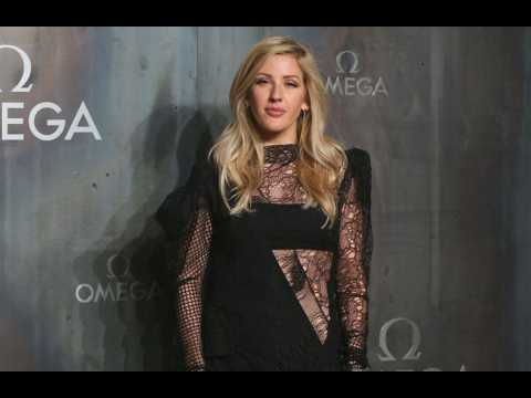 Ellie Goulding drank to make herself 'interesting'