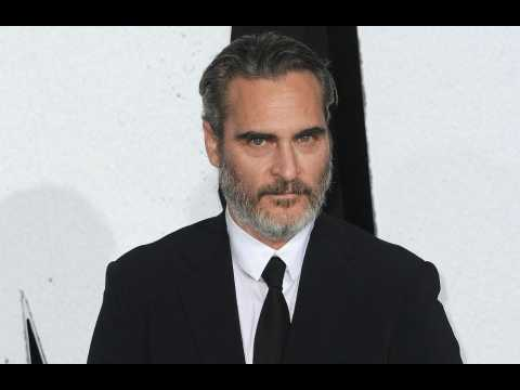 Joaquin Phoenix named PETA's Person of the Year 2019