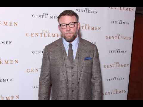 Guy Ritchie enjoys making films that explore English culture