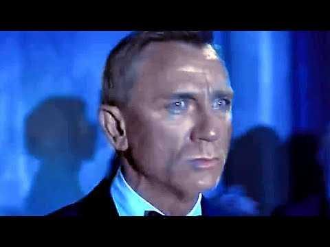 JAMES BOND No Time To Die Trailer TEASER (Daniel Craig, 2020)