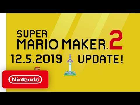 Super Mario Maker 2 – A Legendary Update – Nintendo Switch