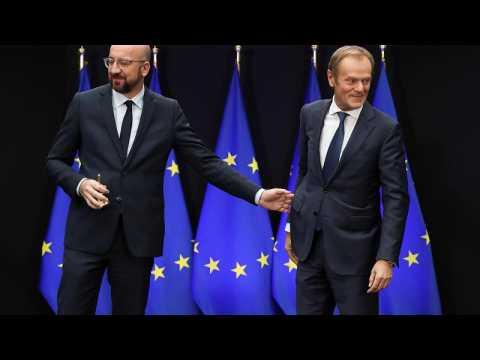 EU top jobs: changing of the guard