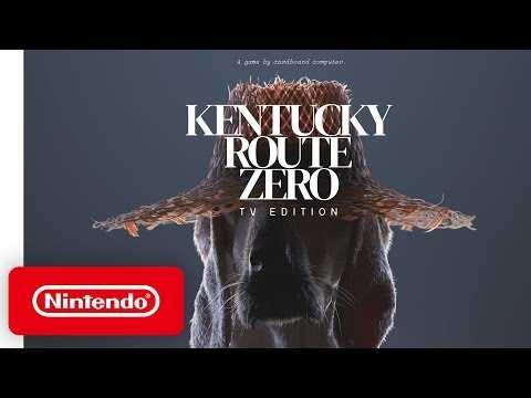 Kentucky Route Zero: TV Edition - Release Date Trailer - Nintendo Switch