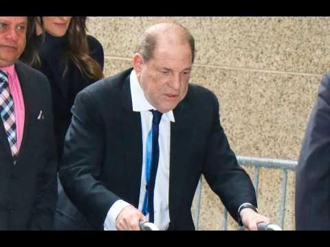 Harvey Weinstein has back surgery