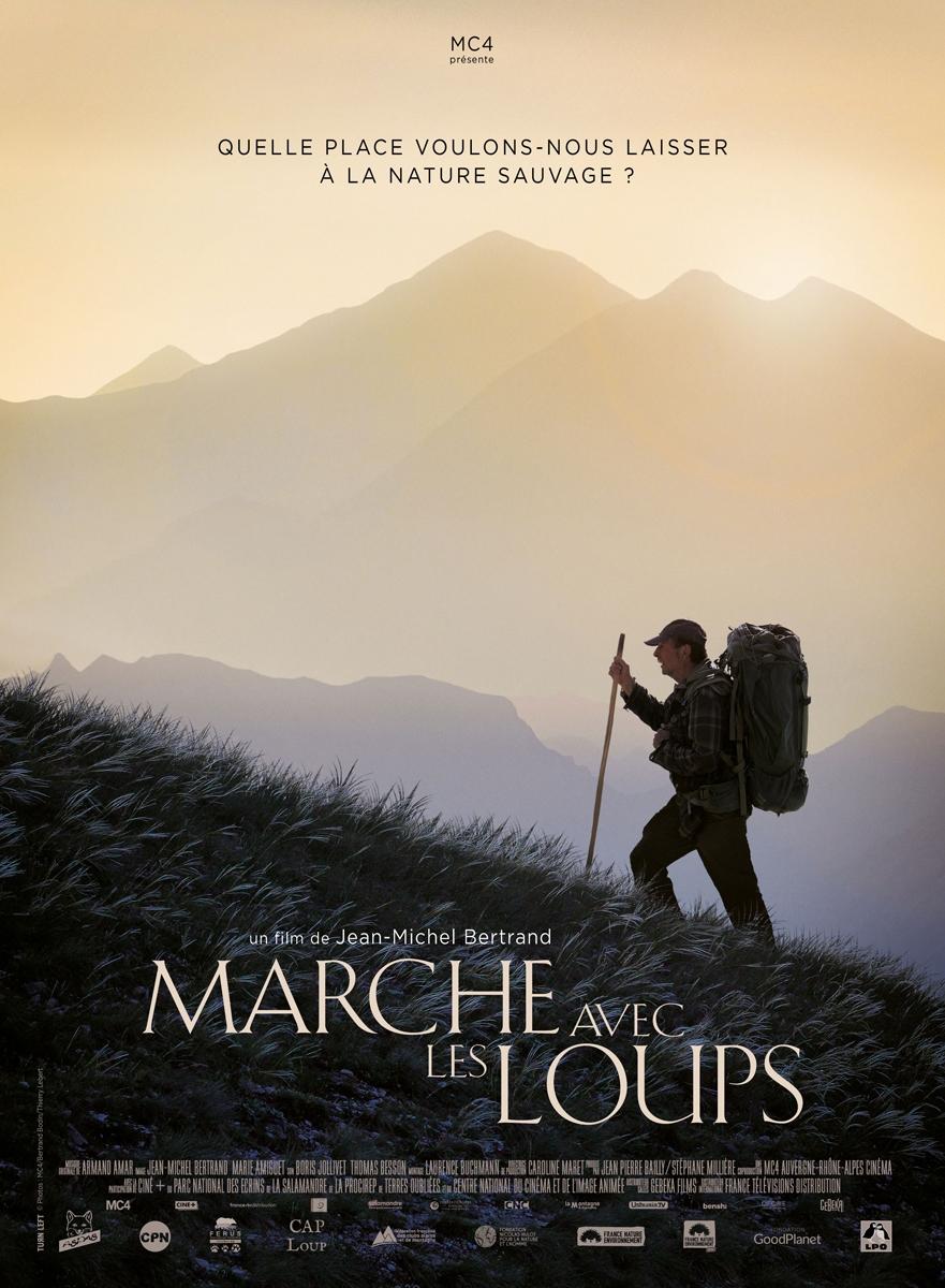 Bande-annonce du film Marche avec les loups