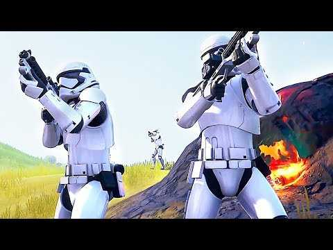 FORTNITE X STAR WARS Trailer (2019) PS4 / Xbox One / PC