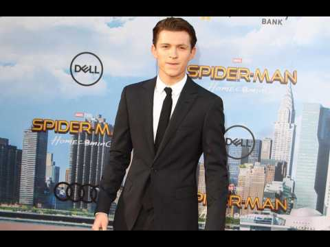 Tom Holland's mom wanted him to be a carpenter
