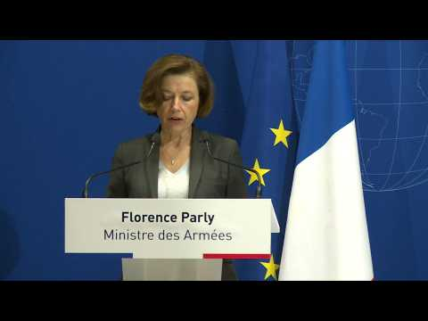 French Defence Minister pays tribute to soldiers killed in Mali helicopter collision