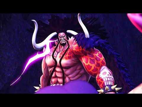 ONE PIECE PIRATE WARRIORS 4 Kaido and Big Mom Trailer (2020) PS4 / Xbox One / PC