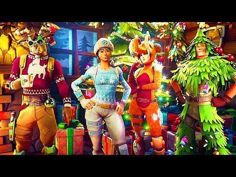 FORTNITE WINTERFEST Trailer (2019) PS4 / Xbox One / PC