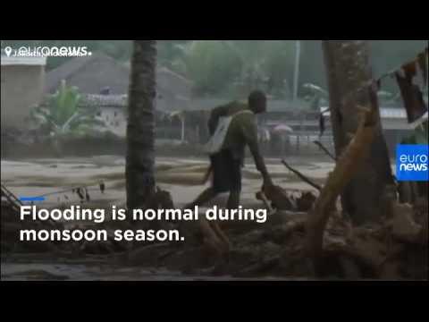 At least 20 people killed in deadly monsoon floods in Jakarta