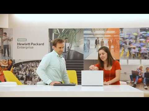 Streamline end-to-end networking with HPE Composable Rack