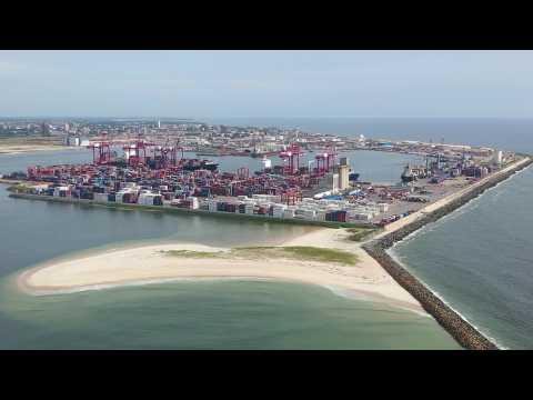 Congo's Pointe-Noire port struggling despite national economic growth