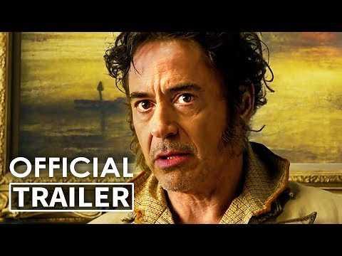 DOLITTLE Trailer # 2 (2020) Robert Downey Jr