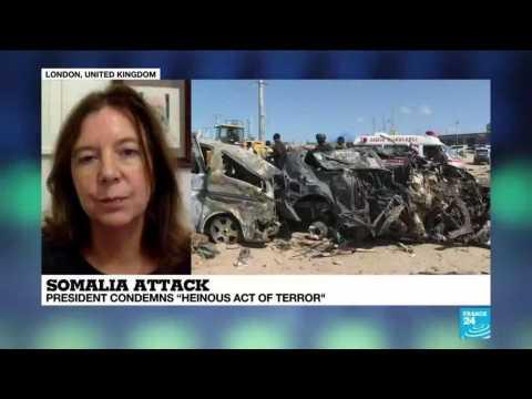 Somalia attack : rush-hour car bomb kills at least 79 in Mogadishu