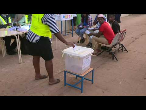 Polls open in Guinea-Bissau for presidential election runoff