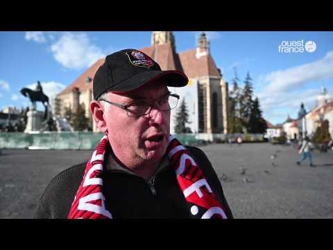 VIDEO: Alain supporter du stade rennais connaît déjà Cluj