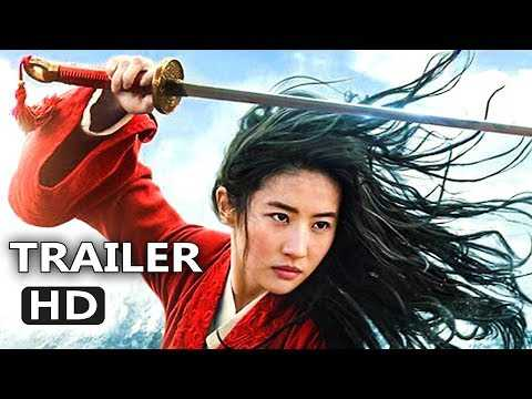 MULAN Trailer 2 (NEW 2020) Disney Live Action Movie HD