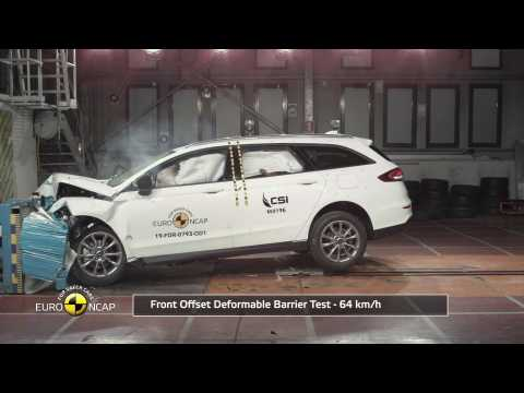 Ford Mondeo - Crash & Safety Tests 2019