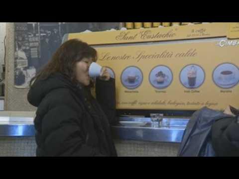 Italian espresso to be inscribed on UNESCO's list