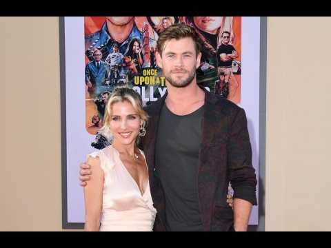 Elsa Pataky spills secret to her and Chris Hemsworth's happy marriage