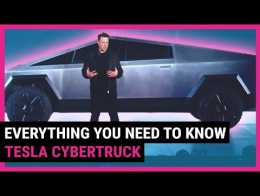 TESLA CYBER TRUCK | Everything you need to know in 1 minute
