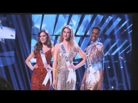 Zozibini Tunzi crowned Miss Universe 2019 in Atlanta