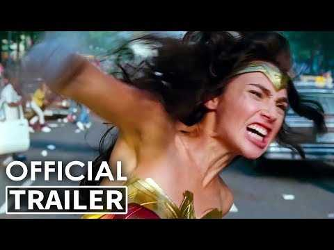 WONDER WOMAN 1984 Trailer (2020) Gal Gadot