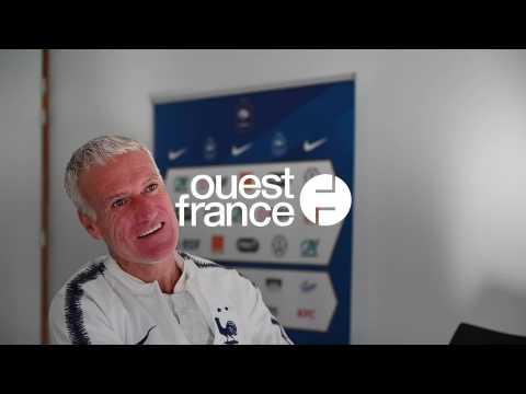 VIDEO: Didier Deschamps, le joueur qui vous a marqué ?