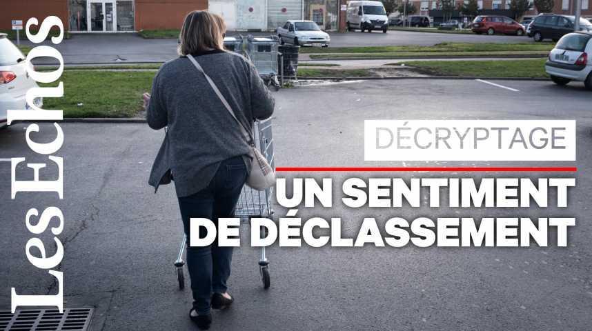Illustration pour la vidéo Un an après les « Gilets jaunes », le malaise persistant de la « France discount »