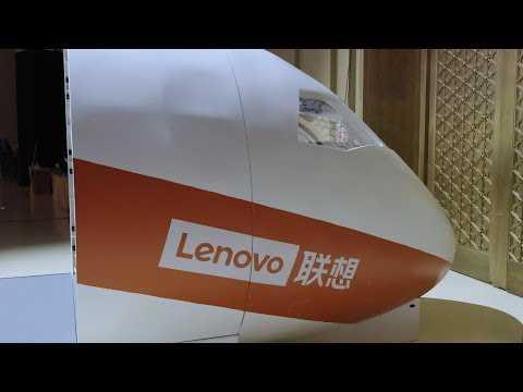 Lenovo daystAR at Tech World 2019
