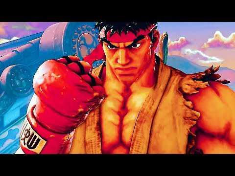 STREET FIGHTER V CHAMPION EDITION Trailer (2020) PS4 / PC