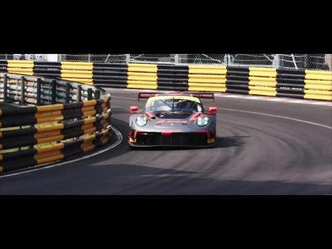 Porsche - No time to breathe