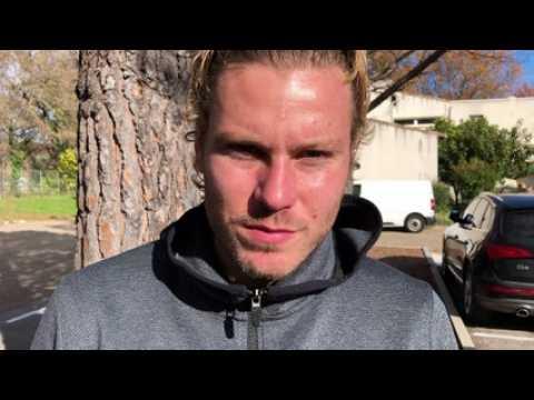 """VIDEO: Nîmes : """"Ne pas être alarmiste"""" (Ripart)"""