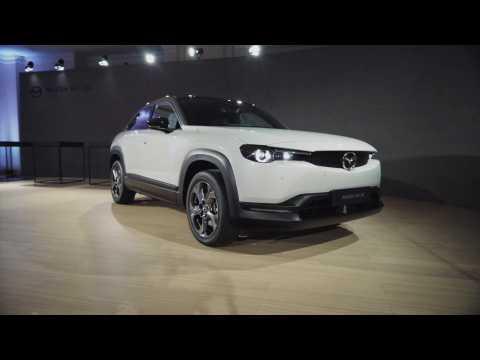 2019 Mazda MX-30 Design Preview
