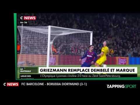 VIDEO: Zap sport du 28 novembre : Lyon coulé à Saint-Pétersbourg, Lille dominé par l'Ajax