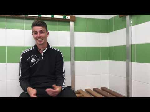 VIDEO: Football : Dans le vestiaire du FC Sète avec Thibault Balp