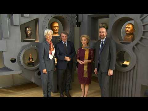 Ceremony marking new European Commission and 10 years of Lisbon Treaty