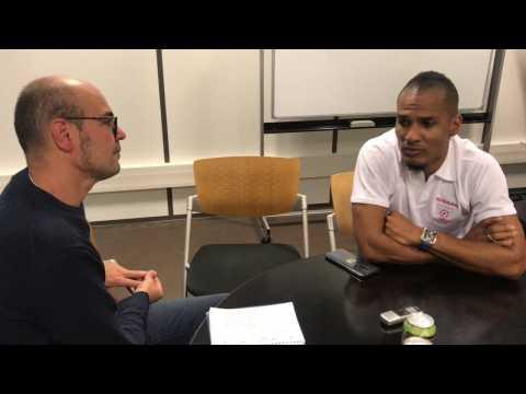 VIDEO: Football: Florent Malouda et ses souvenirs de Chelsea