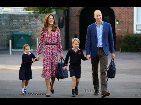 Prince William's equality encouragement for his kids