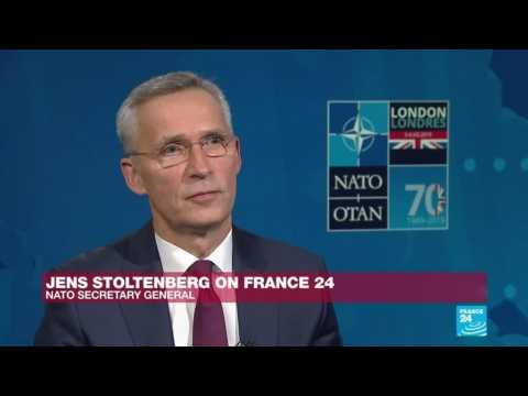 NATO chief 'optimistic' that allies will support France in Sahel region