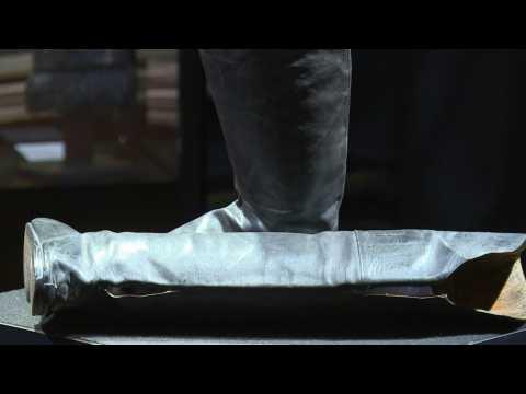 Napoleon Bonaparte's boots go to auction