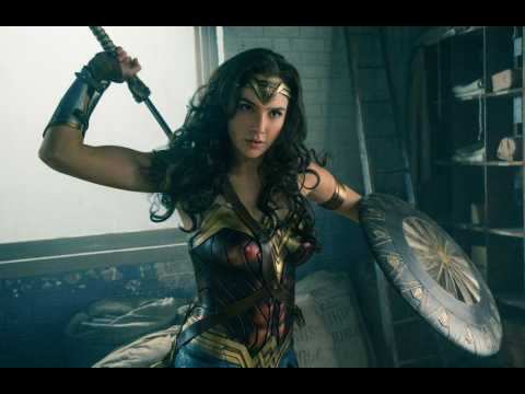 Wonder Woman rocks the 80s vibe AND a new suit in the Wonder Woman 1984 trailer!