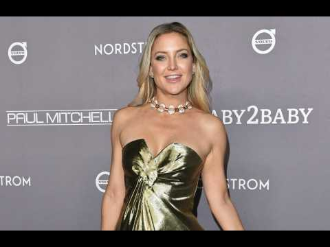 Kate Hudson's son 'doesn't care' about learning to drive
